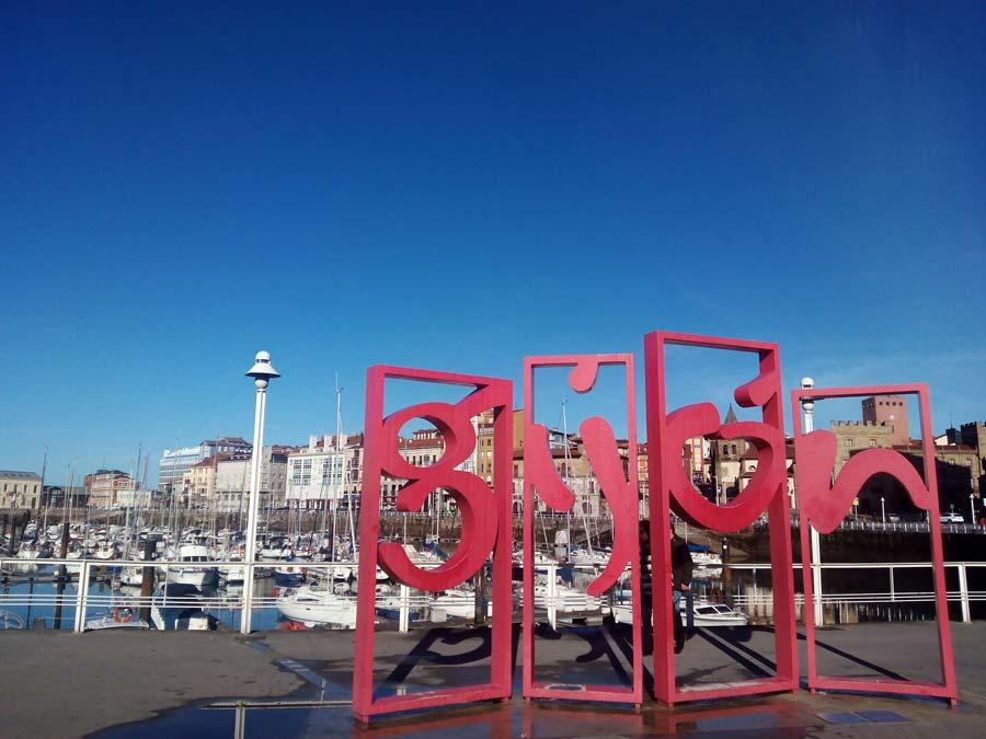 Visita Gijón
