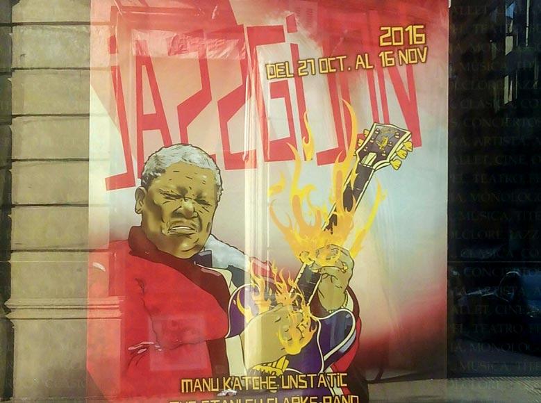 Festival de Jazz «JAZZGIJÓN 2016»