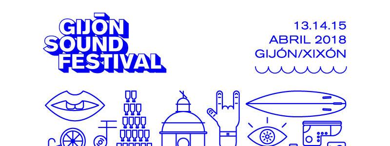 Se avecina el Gijón Sound Festival 2018